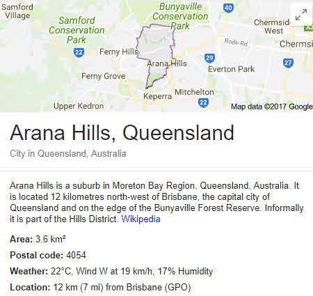 Arana hills by Locksmith North Brisbane